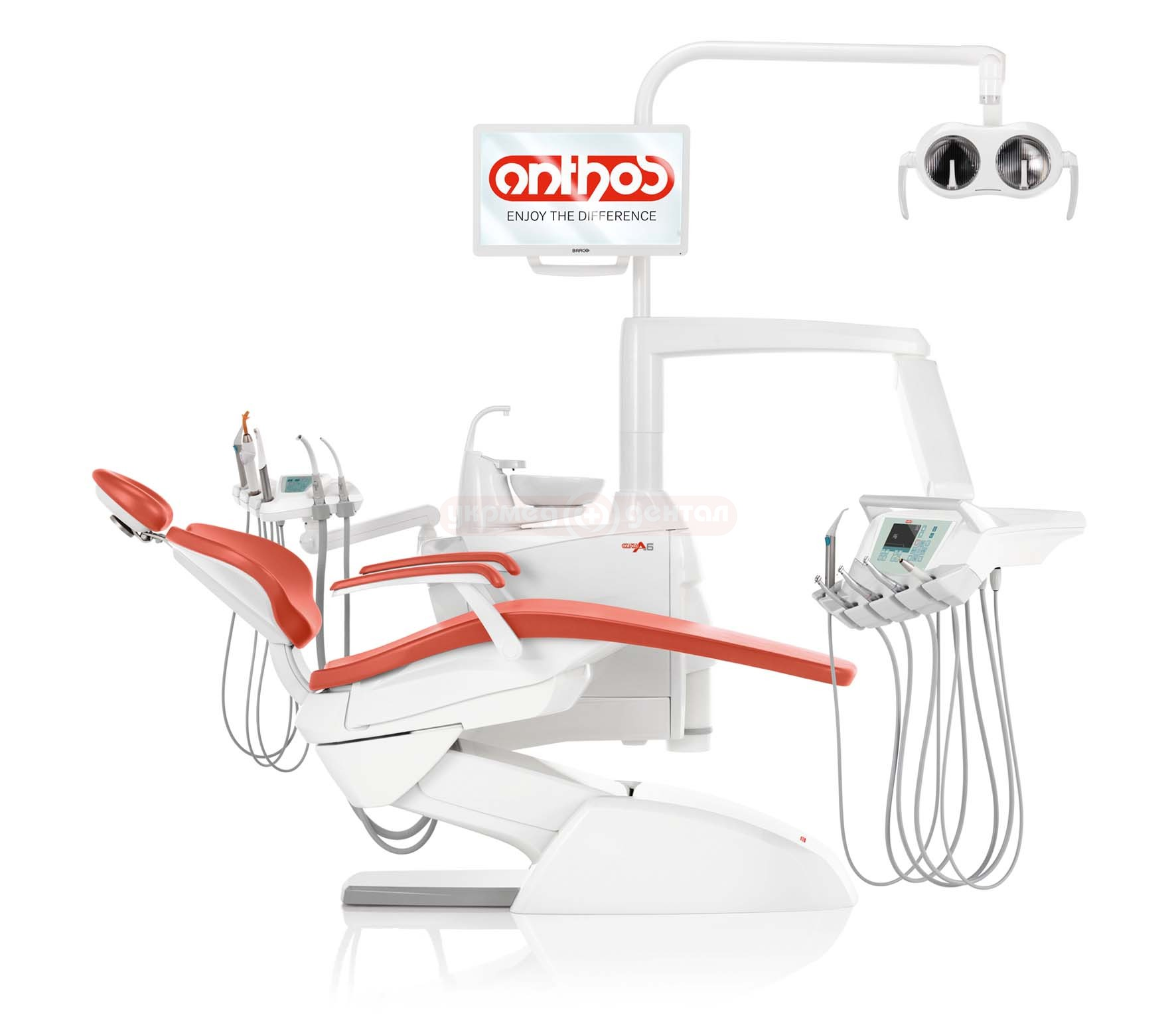 Стоматологическая установка АНТОС А6