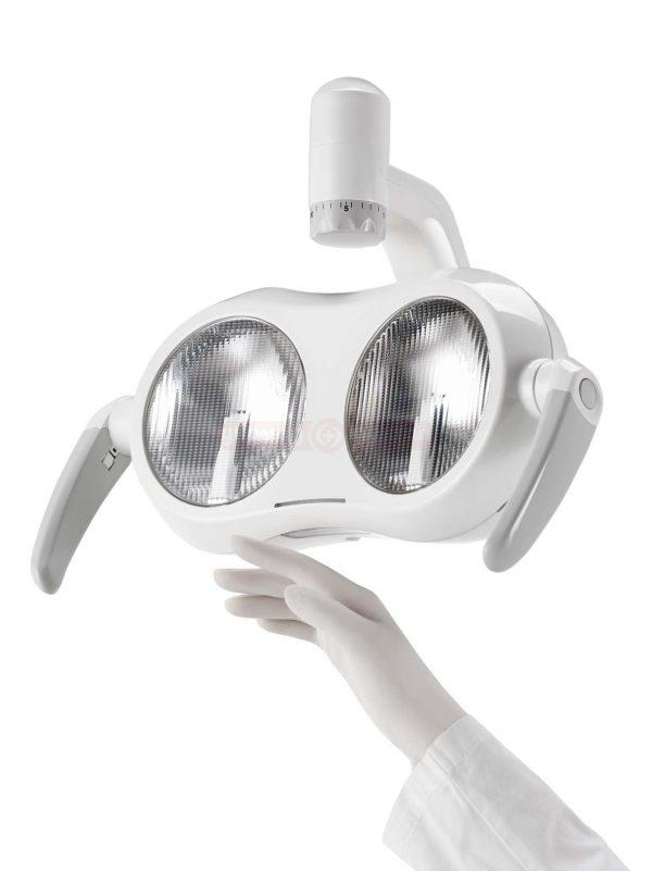 Операционный светильник стоматологической установки АНТОС А7