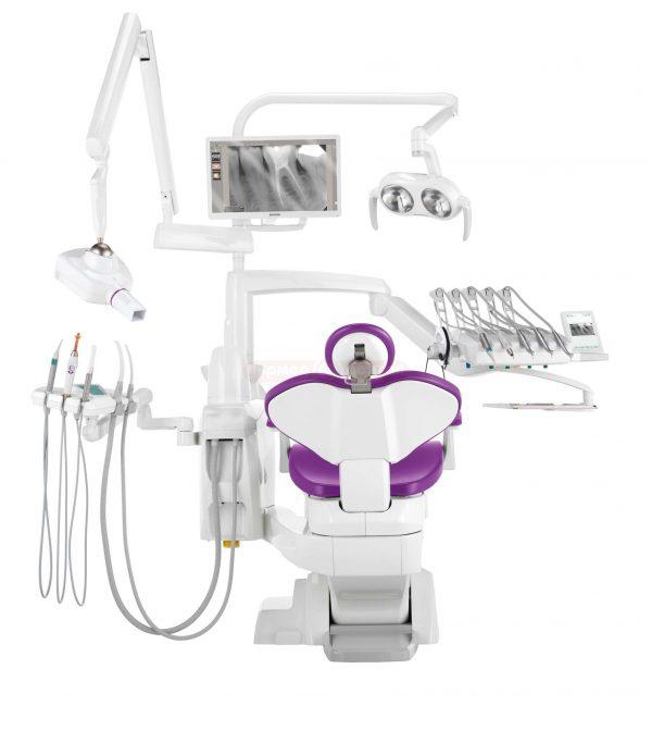 Рентген на стоматологической установке АНТОС А7